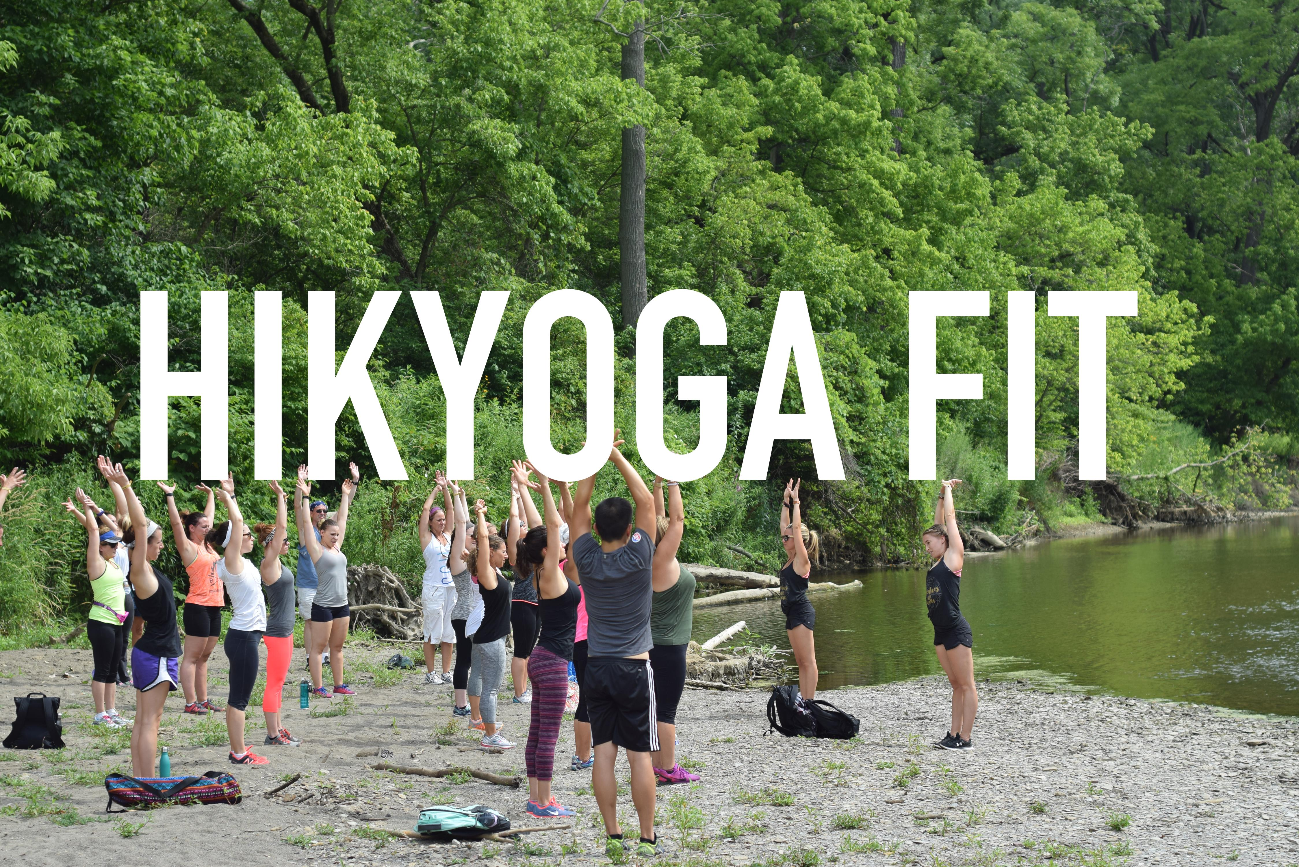 Hikyoga® Fit! at Corbett's Glen - Led by Nico