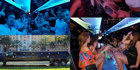Party Package drinks Limo & Club entry, Bachelorette, Bachelor, Birthdays tickets