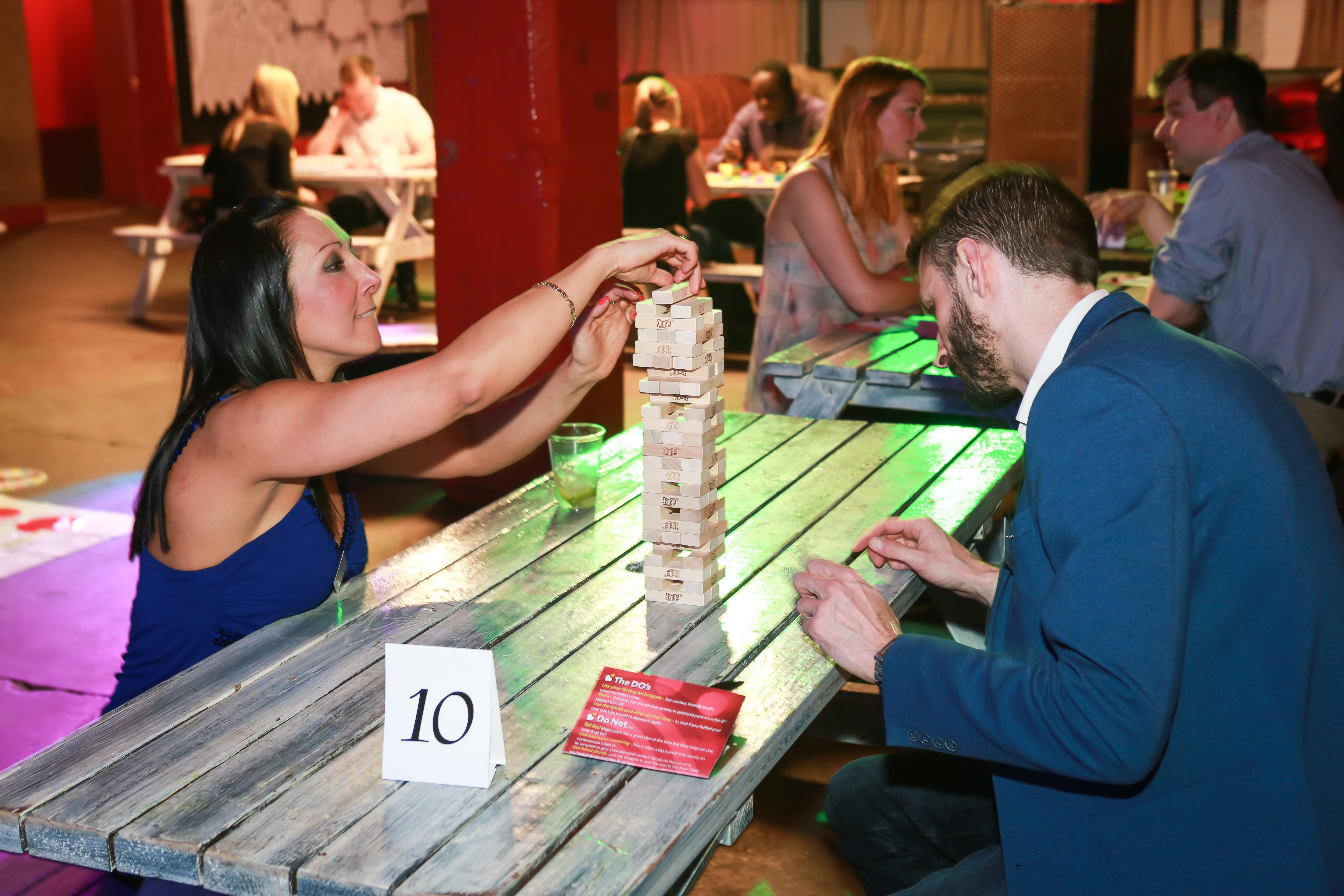 Drunk Jenga Dating in London (Ages 23-35)