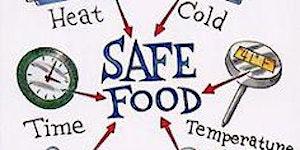 Safe Food Handling - October 2017