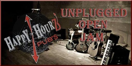 HappY HourZ PuB's Unplugged Open Jam