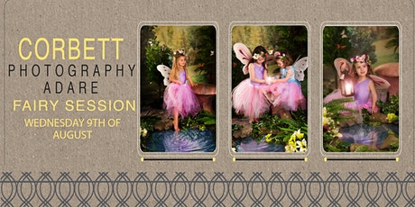 Enchanted Fairy Studio Session. tickets