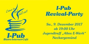 I-Pub Revival-Party