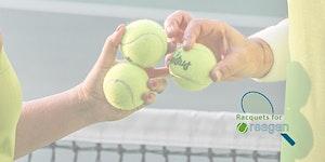 Racquets for Reagan Tennis Tournament