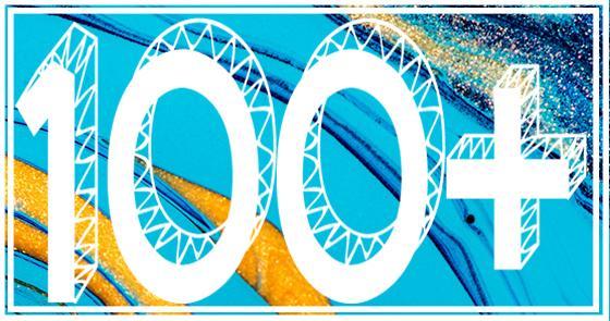 Birdseed Collective Presents 100+