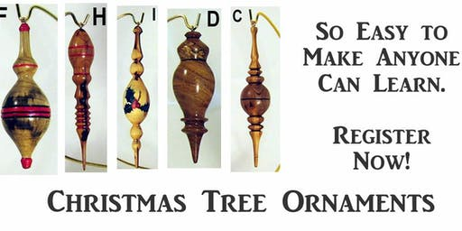 Make a Wood Christmas Tree Ornament A Woodpops Experience