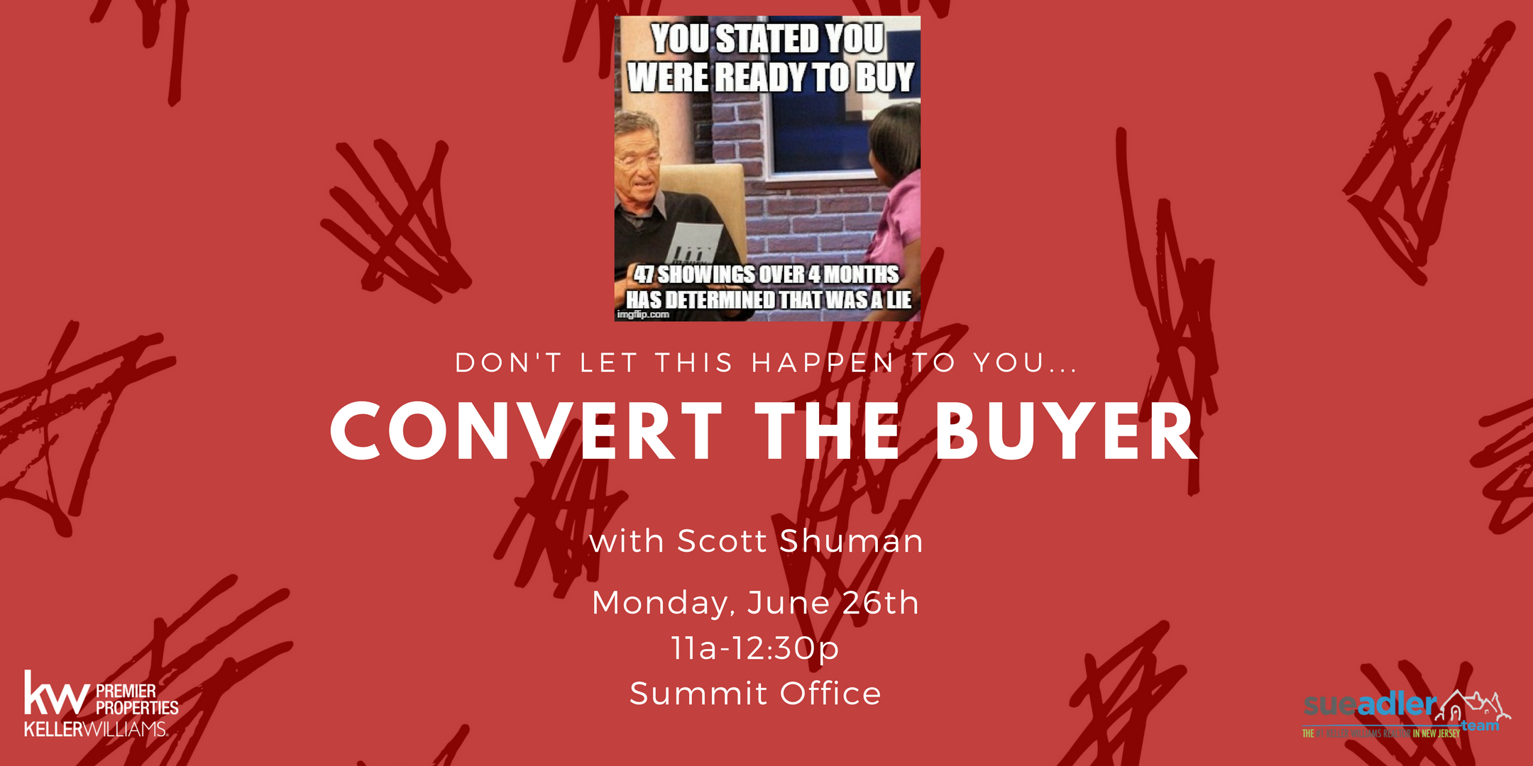 How to Convert Buyers with Scott Shuman
