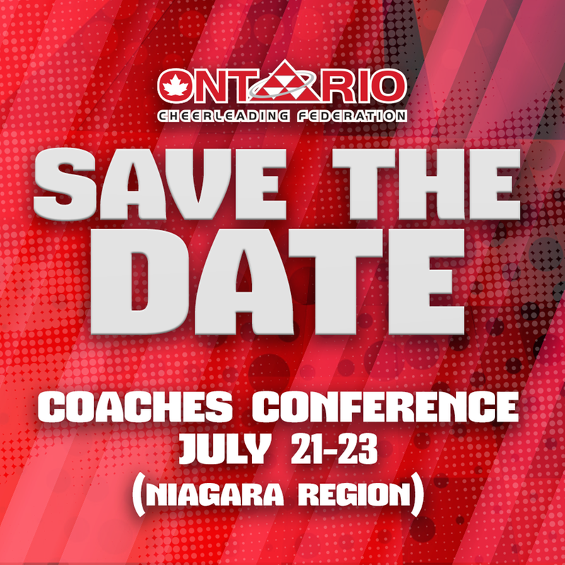 Ontario Cheerleading Federation Coaches Confe