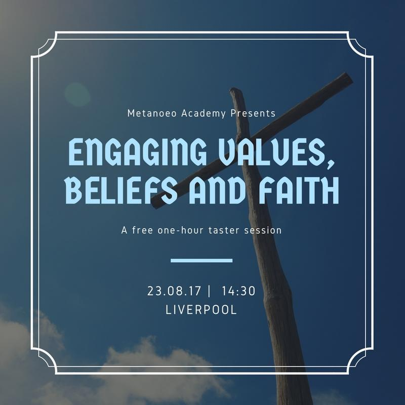 Engaging values, beliefs and faith - Taster S