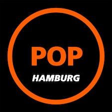 Deutsche POP Hamburg logo