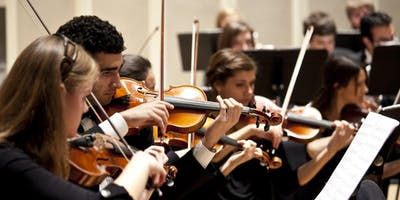 DePaul Concert Orchestra and Ensemble 20+