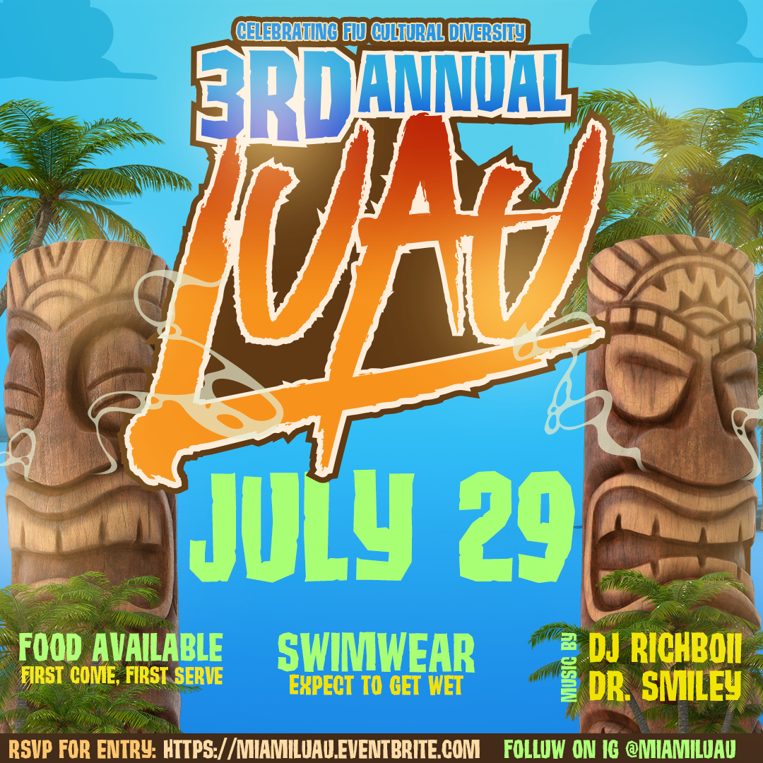 The 3rd Annual Luau Pool Party. The 3rd Annual Luau Pool Party