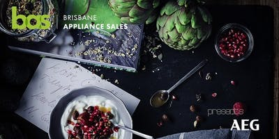AEG PRE-PURCHASE COOKING DEMONSTRATION