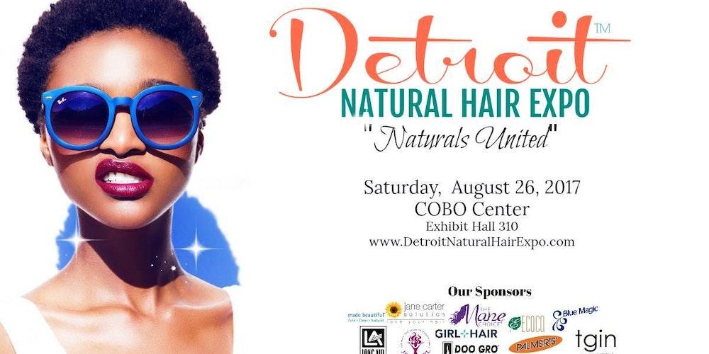 Natural Hair Expo Detroit