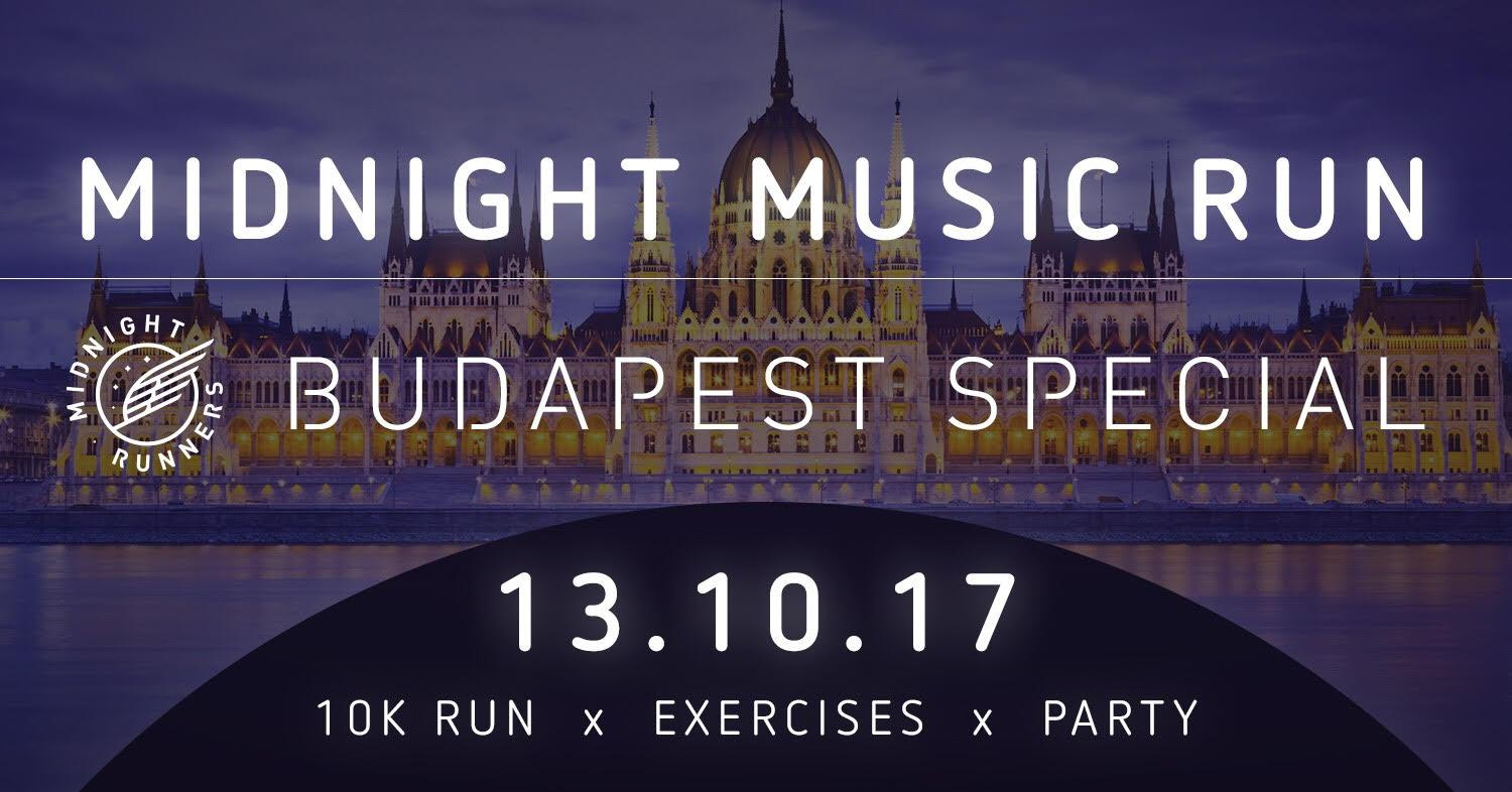 Midnight Runners Budapest Special - 10km Boot