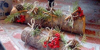 Creating Yule Log Tradition