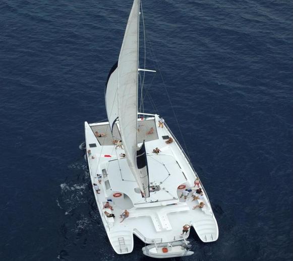 Tulum Catamaran Tour