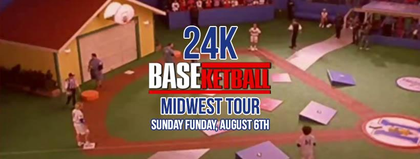 24k BASEketball Midwest Tour