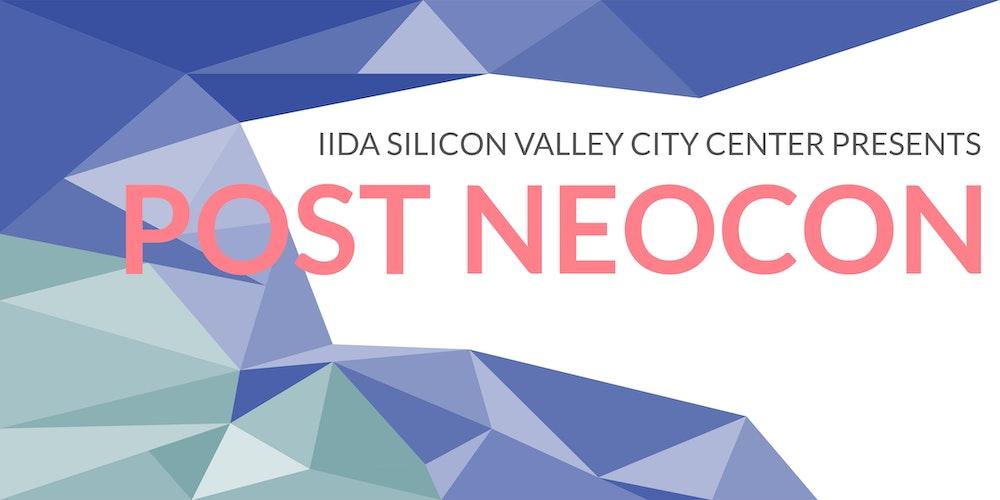 IIDA Silicon Valley Post NeoCon Vendor Booths Tickets