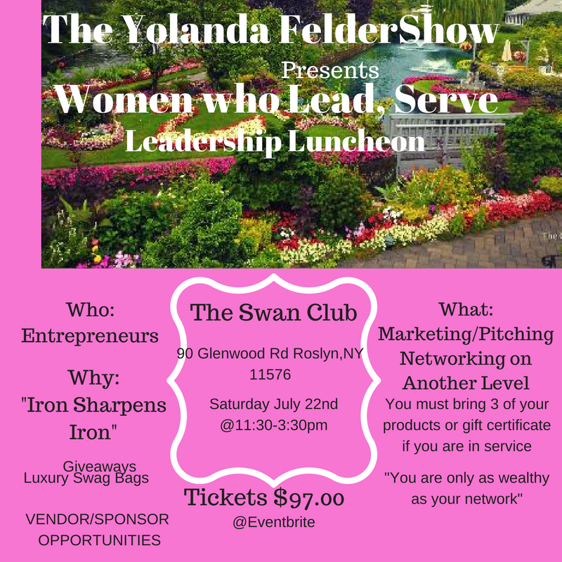 Women Who Lead, Serve Leadership Conference