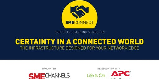 SME Channels Partner Event on IT Infrastructure - Bangalore
