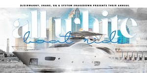 THE ALL WHITE YACHT PARTY SUNDAY AUG 27TH || THE...