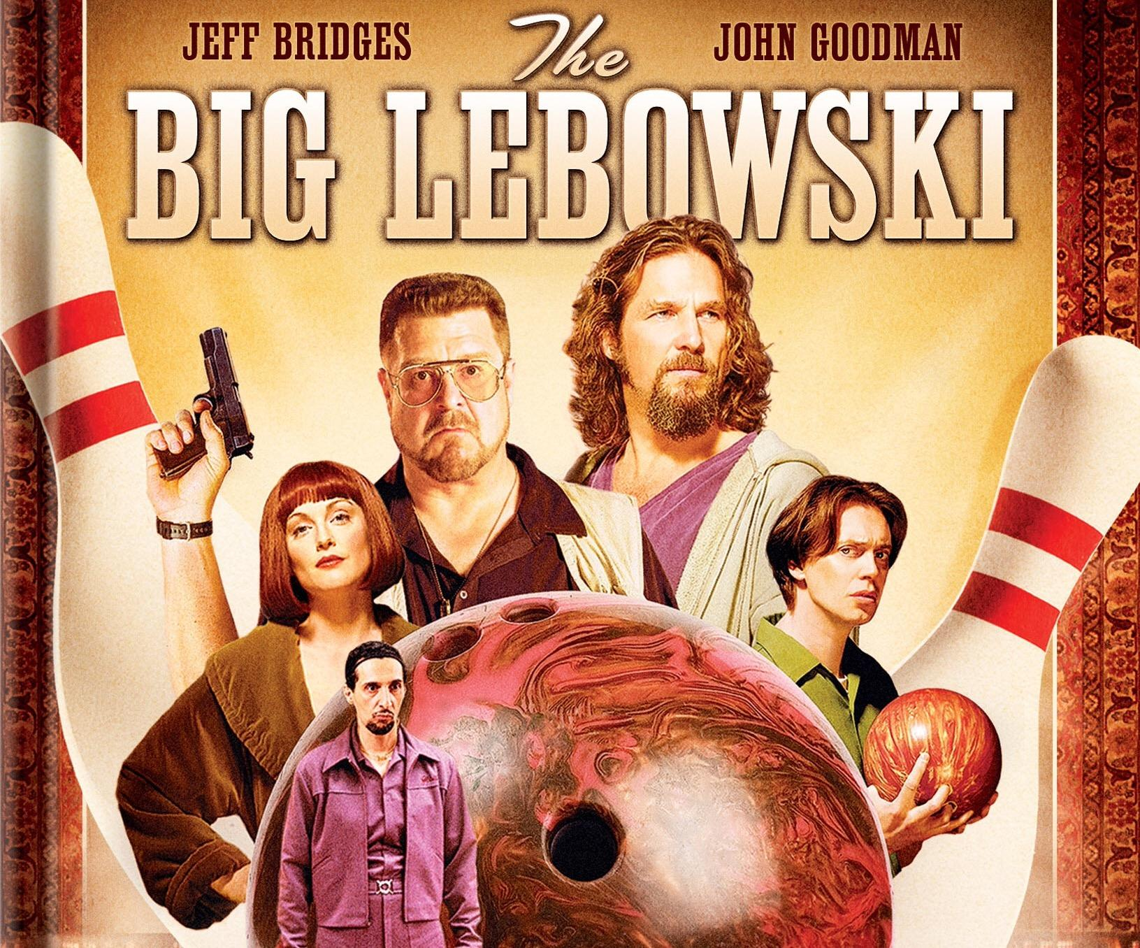 The Big Lebowski in Tower Grove Park - Stone