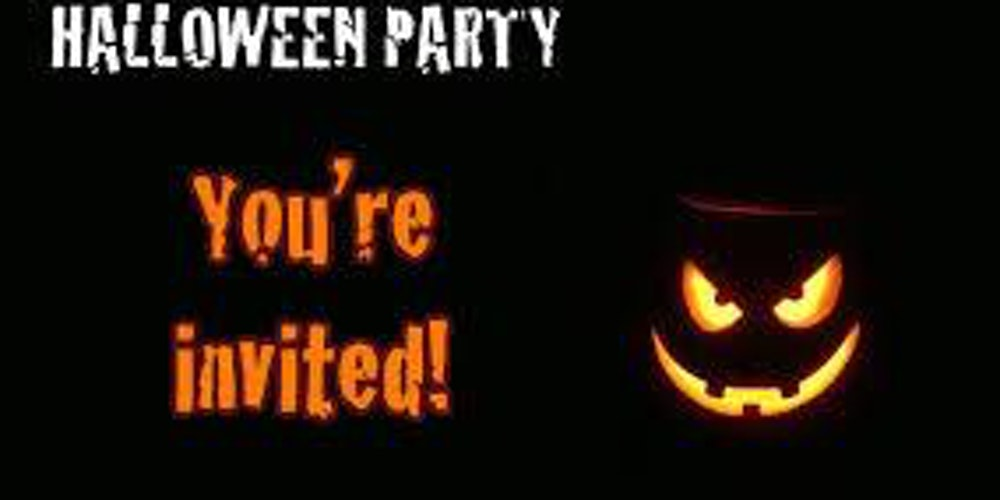 halloween costume party invitations free