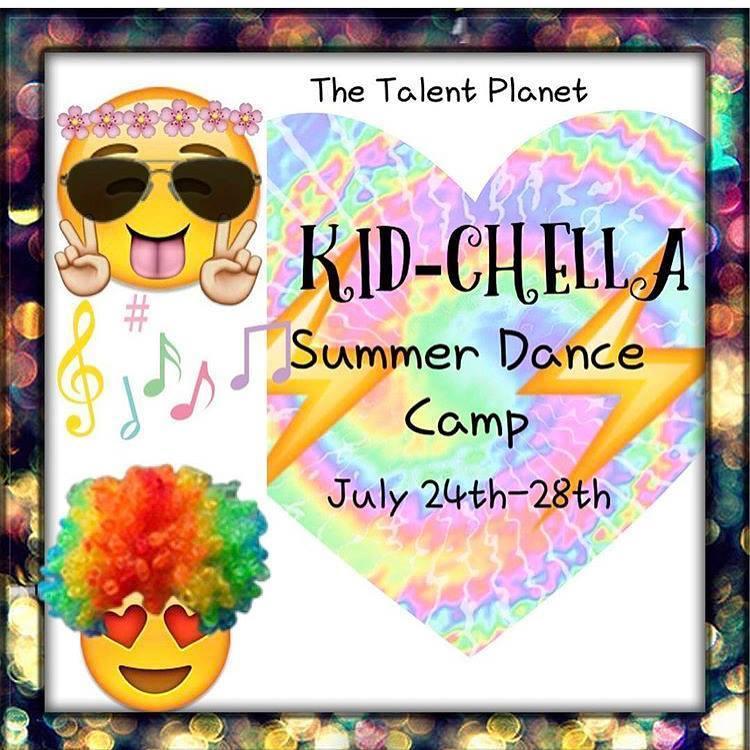 KIDCHELLA Dance Camp