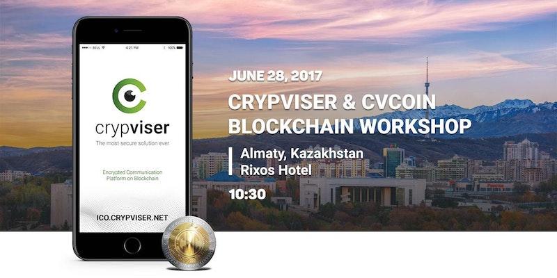 Crypviser & CVCoin