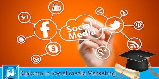 Professional Diploma In Social Media Marketing - Facebook, Twitter, Instagram Sales & Multi-Channel Marketing - N20,000