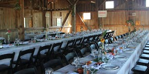 Smart and Mindful Farm to Table Dinner... Connecting...