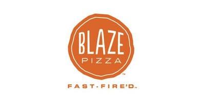 Blaze Pizza Fundraising Opportunity
