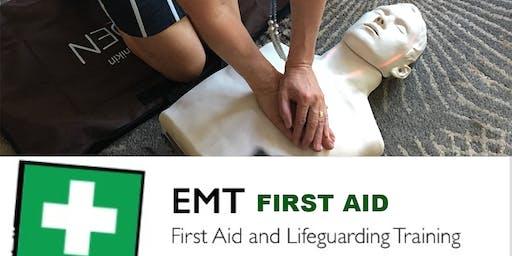 1 day Emergency First Aid At Work in Lewisham SE4