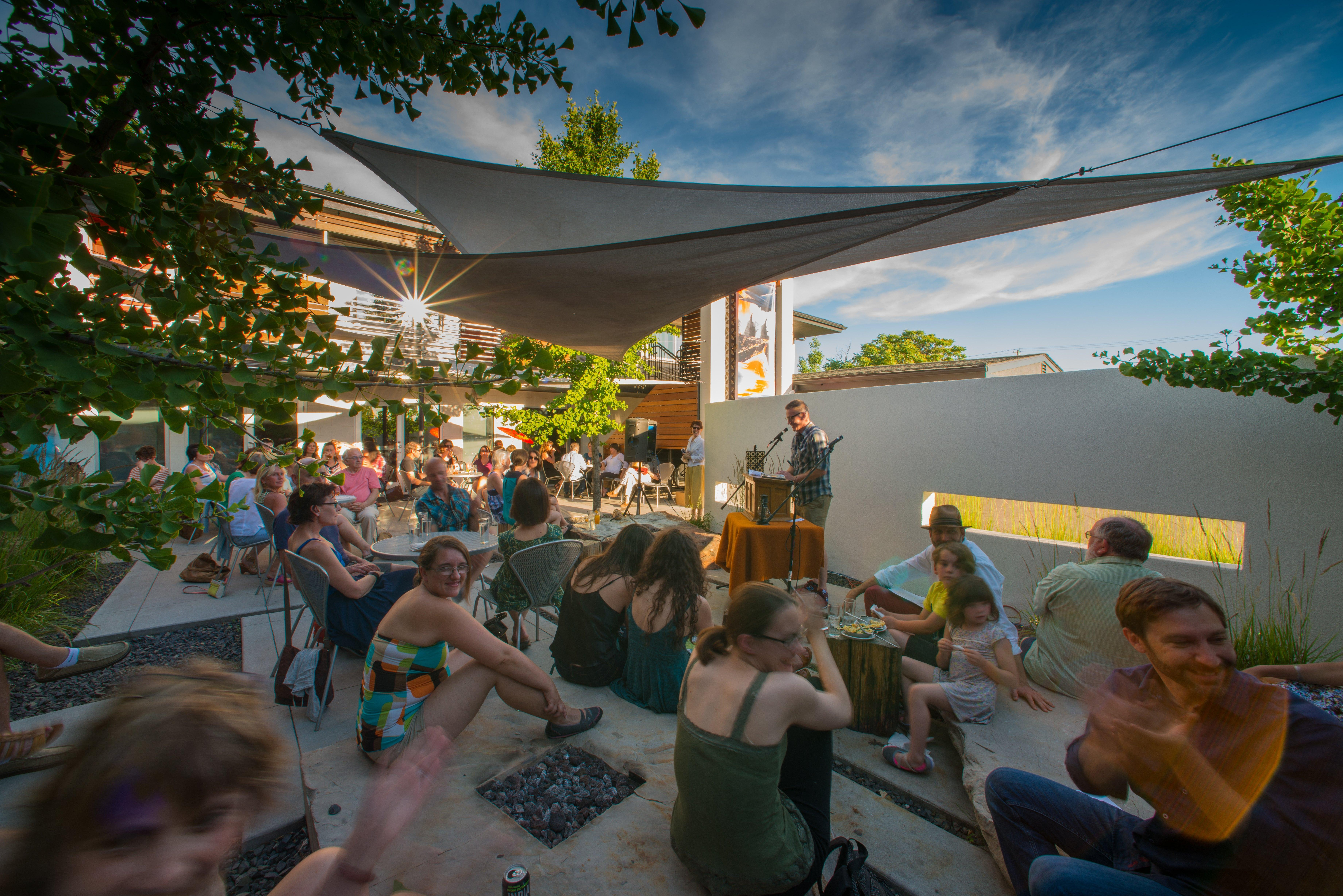 campfire stories dinner july 2017 @ the modern hotel and bar