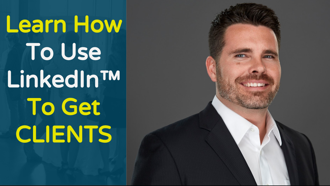 Consistently Get Clients (Free LinkedIn Train