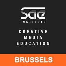 SAE Institute Brussels logo