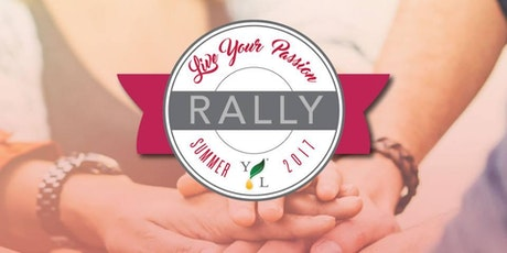 Young Living Live Your Passion Rally Hosted By Kimberly Cheong Tickets