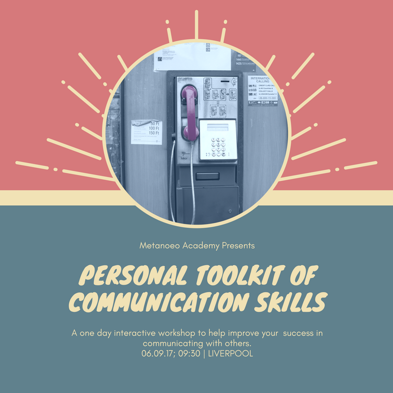 Personal Toolkit of Communication Skills