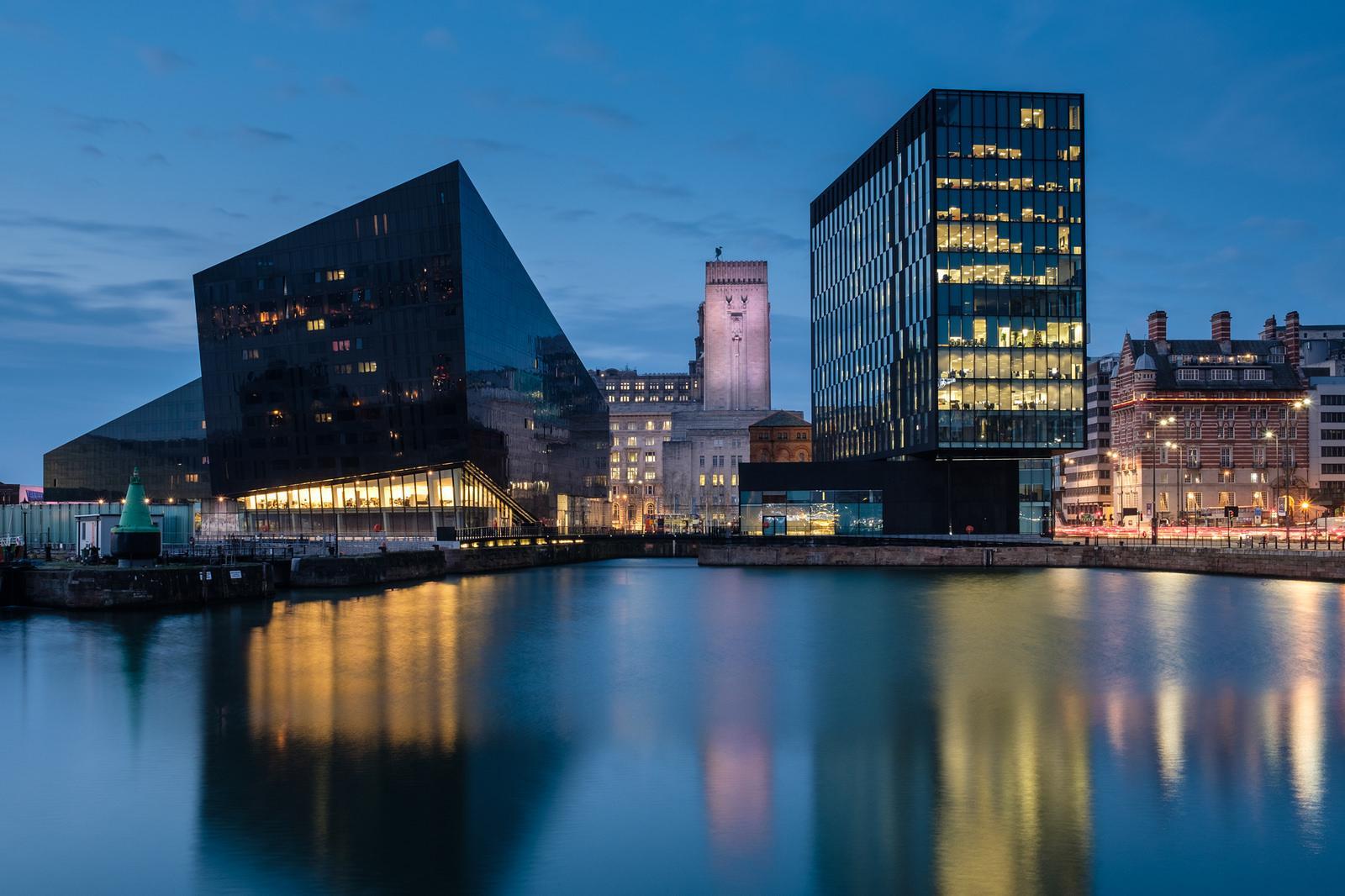 Liverpool Blue Hour Photography Workshop