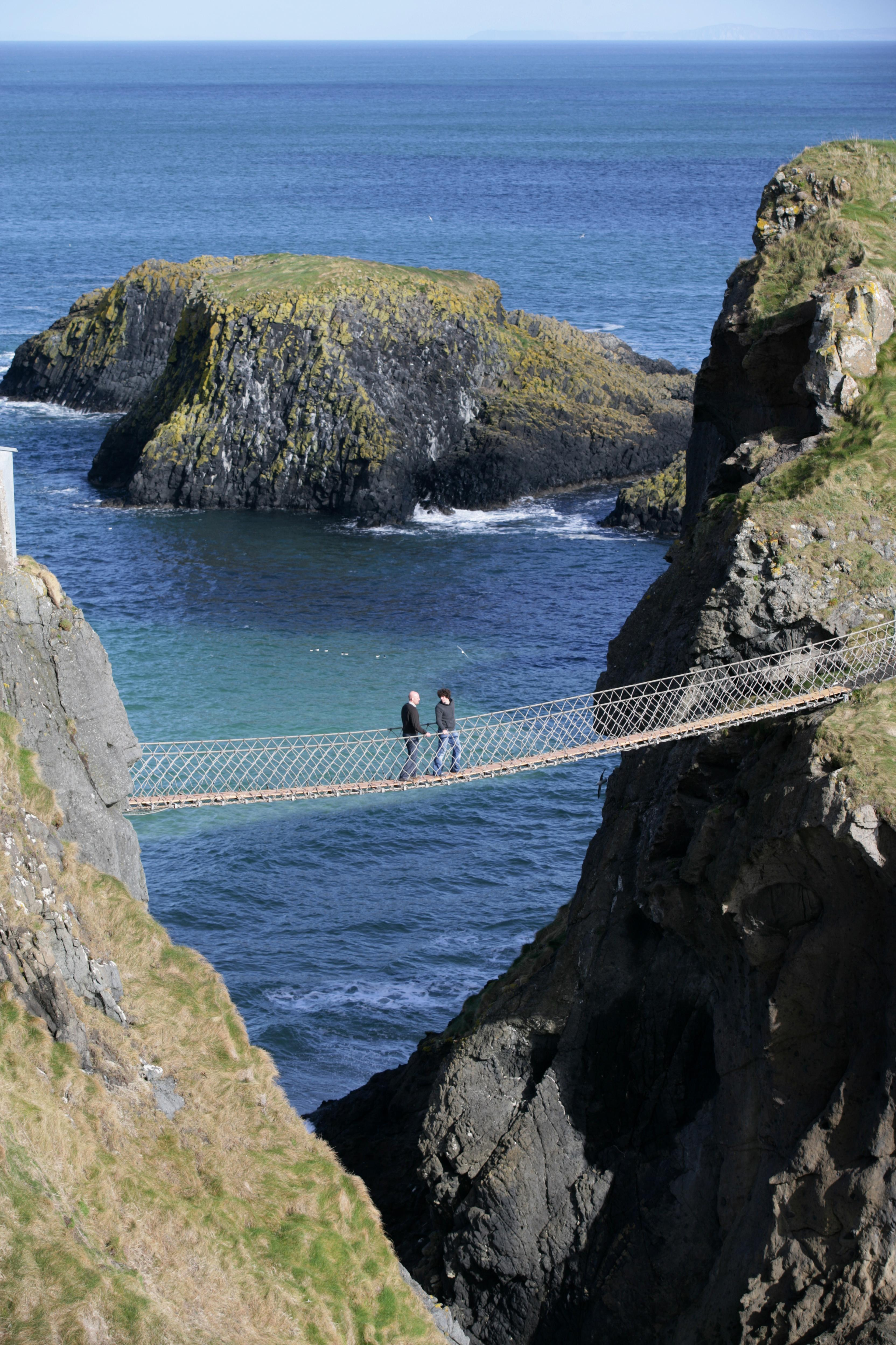 Giant's Causeway and Carrick-a-Rede Rope Brid