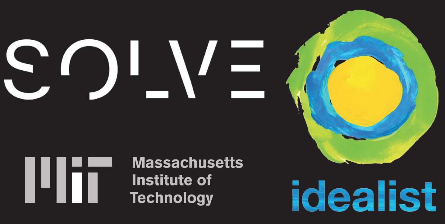 Idealist & MIT Solve |  Solve-a-thon