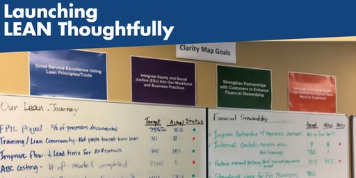 'Launching Lean Thoughtfully' - Monthly FBOD Lean Tour - King County