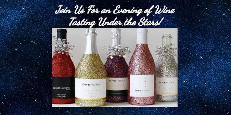 Wine Tasting Under the Stars