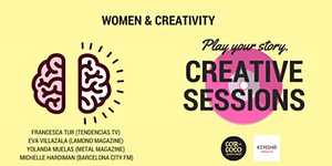 Creative Session #3 Creatividad y Networking femenino