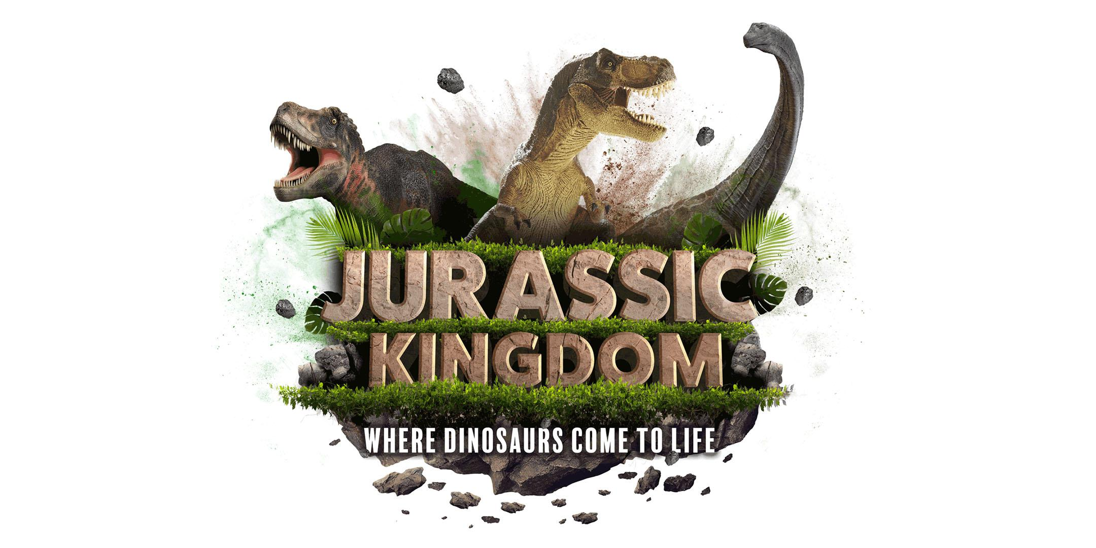 Jurassic Kingdom Tour Glasgow