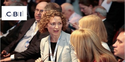 CBI HR Leadership Conference  2017 - Northern Ireland
