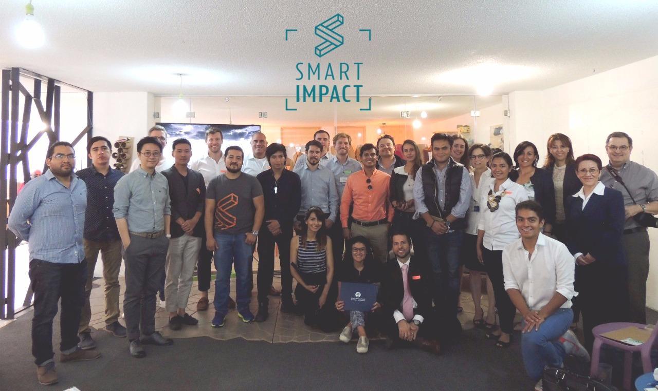 Demo Day Smart Impact Accelerator
