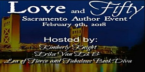 2018 Love and Fifty Sacramento Author Signing
