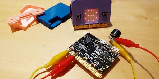 FabLabKids: BBC micro:bit - spielerisch den Einstieg in Programmierung und Elektronik finden